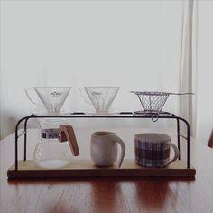 ドリッパースタンドDIY♡サードウェーブにおうちカフェ! - Locari(ロカリ)