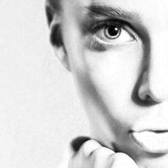 MODELS.com Portfolio | Kristin L. ❤ liked on Polyvore featuring models, backgrounds, faces, filler and girls