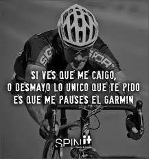 Resultado de imagen para frases motivadoras de ciclismo