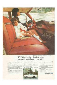 Ford Galaxie 500 - Brasil