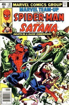 Marvel Team-Up #81