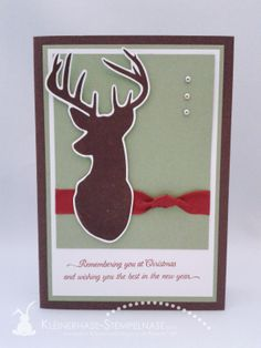 Stampin Up Remembering Christmas Weihnachten 04
