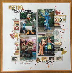 Meeting+the+characters - Scrapbook.com