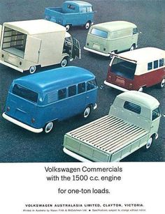 VW Family of Transporters