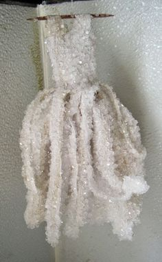 Stuff You Can't Have: Crystallization: Ossified Fairy Dress