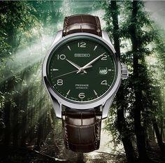 the world\'s watch information resource Seiko Mod, Seiko Presage, Seiko Diver, Seiko Watches, Omega Watch, Watches For Men, Enamel, Accessories, Instagram
