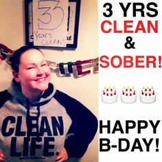 Brooke celebrates 3 years clean and sober yesterday along with her girlfriend and best friend @perfectly__imperfct celebrating 2.5 years today! What a blessing during such great but possibly stressful times as we all try to make the holidays perfect we must remember balance but celebration  so let's rejoice with Brooke and Krystal! I love you both! CONGRATS CONGRATS CONGRATS!!!!  xoxo  from the wife and I to you thanks for proving Recovery is possible