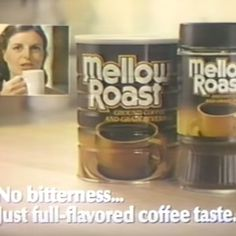 #SoCalTv #southerncaliforniatv #southerncalifornia #tv #commercials #vintage #classic #retro #coffee #instantcoffee #mellow #mellowroast #food #beverages