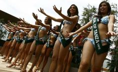 Miss Earth 2013 Winner Predictions vs Final Results Miss World 2013, Pageant, Finals, Earth, Lifestyle, Bikinis, Bikini, Final Exams, Bikini Tops