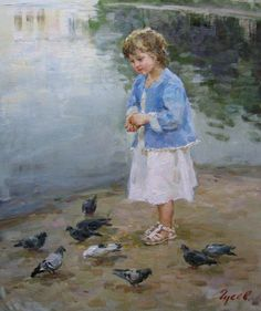 We are professional Vladimir Gusev supplier and manufacturer in China.We can produce Vladimir Gusev according to your requirements.More types of Vladimir Gusev wanted,please contact us right now! Art Gallery, Hyper Realistic Paintings, Painter, Painting Illustration, Vladimir, Plein Air, Painting, Art, Art Exhibition