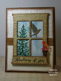 FS272, WT371, Thinking of you (PR) by kokirose - Cards and Paper Crafts at Splitcoaststampers