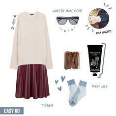 Blank coffeebeans by @doraspot - COFFEEDENTIAL http://www.coffeedential.co/insides/get-blank-look/ #white #look #outfit