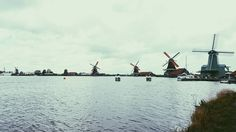 #throwback to a recent trip to #amsterdam. We drove back to #luxembourg via the #zaanseschans area.  As you can see here there were beatiful #oldworld #windmills all over.  Ive seen a few such places in the #netherlands now but what made this even more fun was that it had farm animals everywhere. Little goats cows and ducks just walking around. It felt like a giant #farm and it made me feel like a kid again.  #travel #travelblogger #vsco #instagood #igers #pictureperfect #keepmoving…