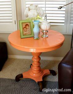 Love this table refurb
