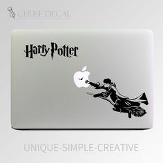 """Cheap laptop decal, Buy Quality asus notebook sticker directly from China notebook sticker Suppliers: Harry Potter Theme Laptop Decal for Apple MacBook Air Pro Retina 11"""" 12"""" 13 15.6 Vinyl Art Skin Mi HP DELL ASUS Notebook Sticker"""