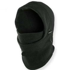 - Protection for you doing outdoor sports in cold weather - Full face and neck coverage - Soft, warm and comfortable fleece materials - Material: Polyester - Color: Black For head circumference 1 Hiking Gear, Camping Gear, Cold Urticaria, Winter Gear, Hats For Sale, Camping Essentials, Balaclava, Tactical Gear, Survival Gear