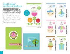 cardstock stamps