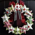 50 beautiful Christmas Wreath Ideas and Inspiration Collection | DIY Crafty Projects