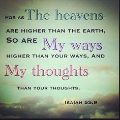 Isaiah55:9