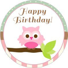 Se a festinha de aniversário de sua criança possuir o tema sobre coruja ou se uma simpática corujinha poder fazer parte do tema escolhido, ...