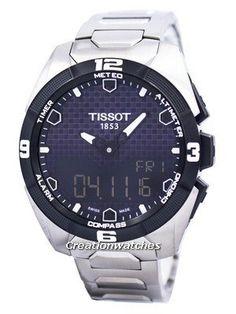 d6a7a2803aa Tissot T-Touch Expert Solar T091.420.44.051.00 T0914204405100 Men s Watch  Montre Tissot