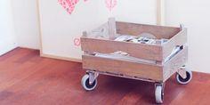 Zelfmaken: box voor tijdschriften - Margriet
