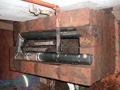 Estufas Chimeneas y Barbacoas: Manual construcción estufa rusa - La Puerta de la estufa