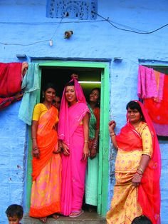 All sizes | Jodhpur saris, India, by Tim Bouma | Flickr - Photo Sharing!