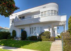 Vogue Apartments, Santa Monica, California
