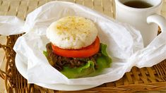 Create Eat Happy :): How to Make Yakiniku Rice Burger - Video Recipe