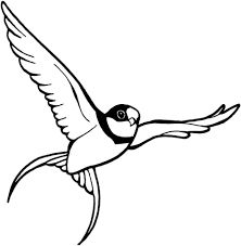 Sparrows Coloring pages. Select from 32015 printable Coloring pages of cartoons, animals, nature, Bible and many more. Detailed Coloring Pages, Bird Coloring Pages, Free Printable Coloring Pages, Coloring Pages For Kids, Coloring Books, Sparrow Drawing, Printable Pictures, Wood Burning Patterns, Bird Patterns