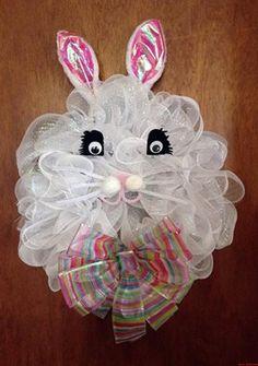 .Rabbit wreath