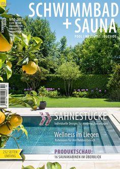 Schwimmbad + Sauna - September/Oktober 2017