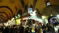"""أحد أسواق المدينة الذي يعرف باسم """"سوق التوابل""""  #تركيا #بيتك_في_تركيا #baytturk #turkey #istanbul  #اسطنبول"""