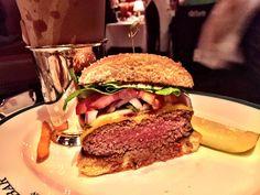 The Elusive Polo Burger at Ralph Lauren's Polo Bar