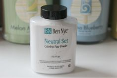 Ben Nye Neutral Set Colorless Face Powder
