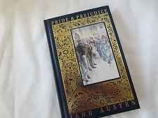 Pride and Prejudice Jane Austin 1999 reprint of the 1902 edition Collectors Book