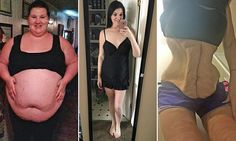 Mum who ate EIGHT McDonald's a day reveals incredible transformation