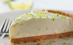 Key Lime Cheesecake, Easy Cheesecake Recipes, Greek Recipes, Easy Meals, Sweets, Cooking, Philadelphia, Desserts, Food