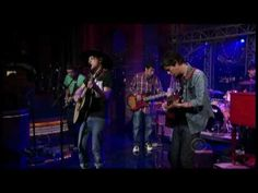 spoiled - conor oberst and the mystic valley band (letterman 2009)
