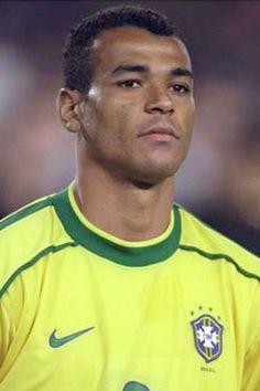 2002 - PENTA CAMPEÃO - CAFU por lumogo - Ex-Jogadores - Fotos da Seleção Brasileira, A maior galeria de fotos dos torcedores da seleção Brasileira de futebol. Publique a foto da sua torcida