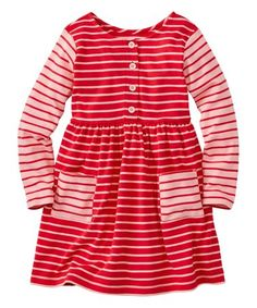 Loving this Hanna Red It's a Playdress, It's a Daydress on #zulily! #zulilyfinds
