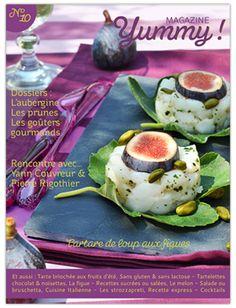 Yummy Magazine N°10 est en ligne ! | Yummy Magazine - Magazine de recettes de cuisine collaboratif et gratuit