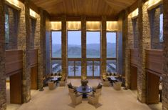 THIS IS AMANGANI (PEACEFUL HOME). ONE OF THE MOST STUNNING MOUNTAINTOP RESORTS. AT JACKSON HOLE--WYOMING