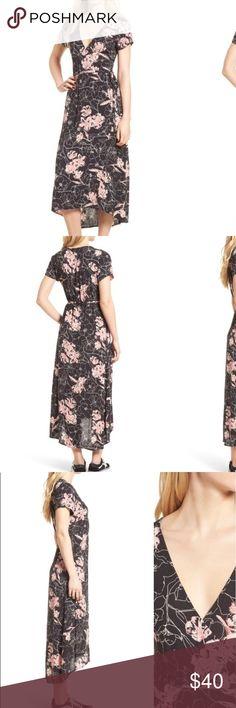 Billabong Wrap Me Up Midi Dress NWT Billabong Dresses