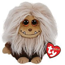 Buy Ty Frizzys Collection Zinger Soft Toy Online at johnlewis.com