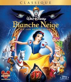 Blu-Ray Blanche Neige et les sept nains