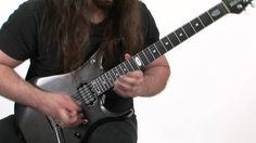 Lick of the Day - John Petrucci - Two-Notes-Per-String Shred
