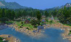 Mes premières découvertes Les Sims 4 Destination Nature ! The Daily Sims