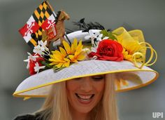 Photos from the138th Preakness Stakes at Pimlico Race Course on May 18, 2013 in Baltimore, Maryland. Oxbow went on to win the Preakness. UPI/Kevin Dietsch